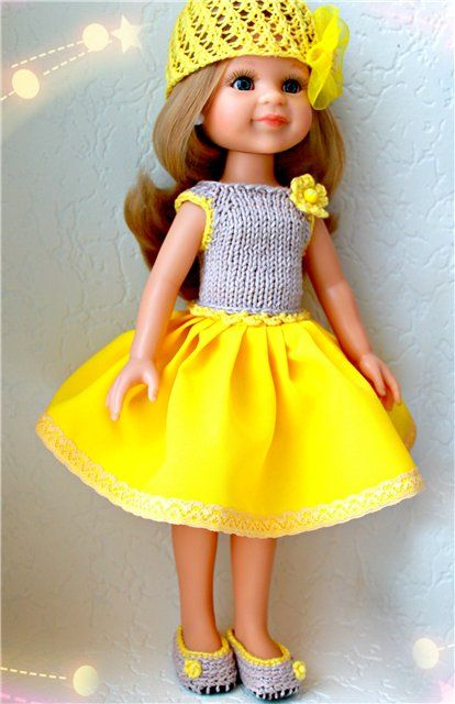 Наряд для модницы Паола Рейна / Одежда для кукол / Шопик. Продать купить куклу / Бэйбики. Куклы фото. Одежда для кукол