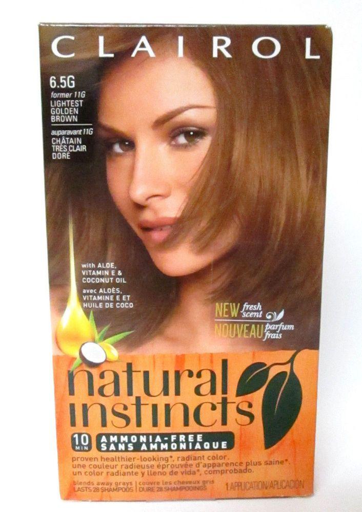 1000 Ideas About Clairol Natural Instincts On Pinterest  Permanent Hair Col