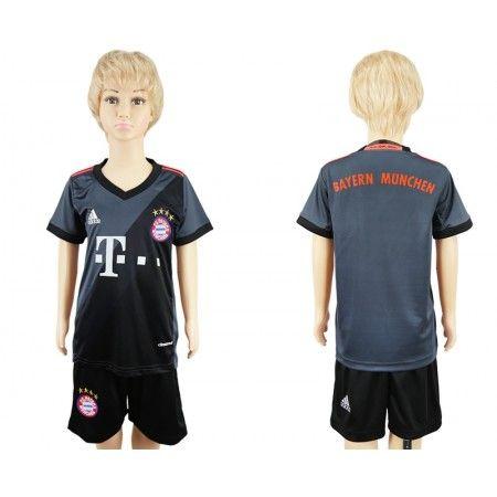 #Bayern München Trøje Børn 16-17 Udebanetrøje Kort ærmer.199,62KR.shirtshopservice@gmail.com