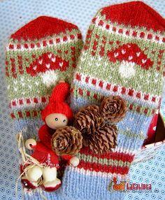 Ravelry: God Jul pattern by Olga Beckmann