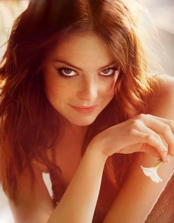 Emma Stone From That Time She ... is listed (or ranked) 4 on the list The 30 Hottest Sexy Pictures of Emma Stone