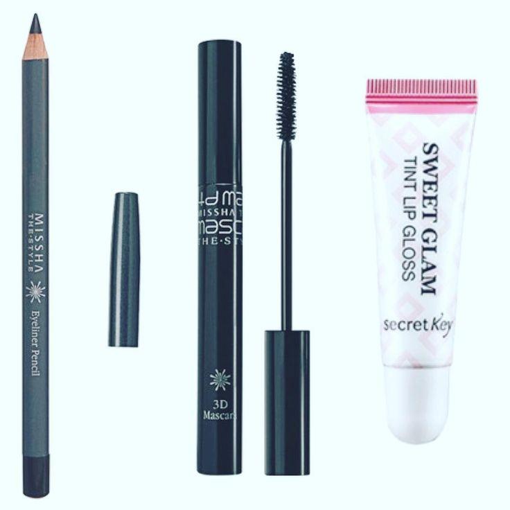 #buongiorno ! ☕️�� Guarda cosa puoi trovare #oggi al Link in Bio! ☕️�� E sono anche in saldo!!! ☕️�� Il #mascara Style 3D di #missha , la matita #eyeliner nera Style di Missha e il #lipgloss idratante e colorato di Secret Key! ☕️�� Non farteli scappare! ☕️�� #cosmetici #koreanmakeup #makeup #trucco #trucchi #makeupaddict #coffeandmascara #nuoviprodotti #kbeauty #korean #koreanbeauty #beauty #beautyaddict #truccoocchi #truccoestivo #saldi #cosebelle…