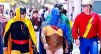 «Супергерои в реальной жизни - 31 Августа 2015 - Видео Блог»