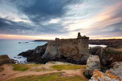 Le vieux château de l'Ile d'Yeu #IledYeu #Vendée #Vacances