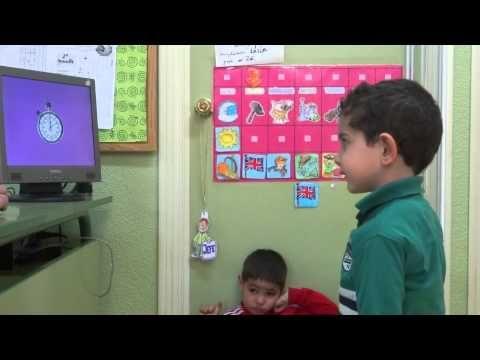 El Monstruito en Monteagudo: ABN. 3 años: Subitización (I).