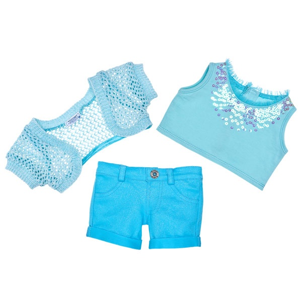 Build A Bear Justice Outfits