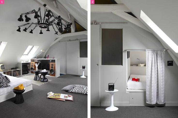 17 meilleures id es propos de chambre d 39 adolescent sur - Pose d une chambre implantable ...