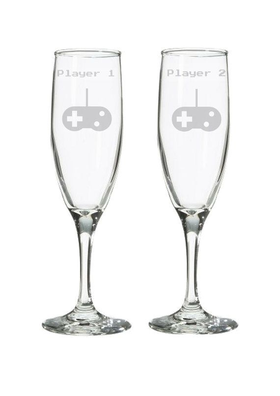 Hey, I found this really awesome Etsy listing at https://www.etsy.com/listing/458964336/player-1-player-2-his-hers-gaming-nerdy