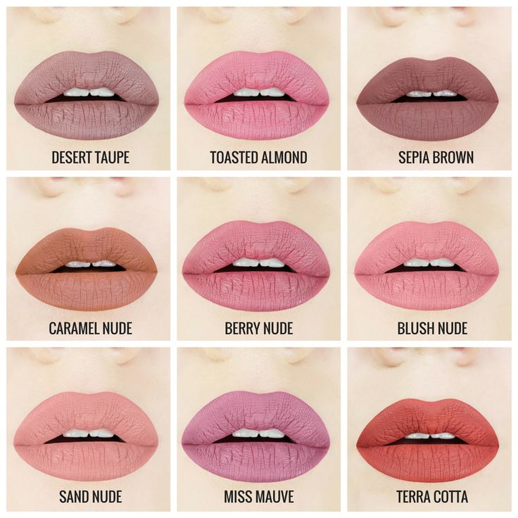 214 best Matte Liquid Lipstick images on Pinterest ...