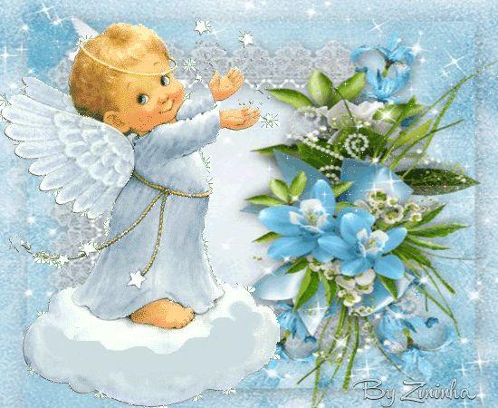 """""""Anjo de Luz, guardião da minha vida. A ti fui confiado pela santa misericórdia de Deus. Ilumina a minha alma, guarda-me d..."""
