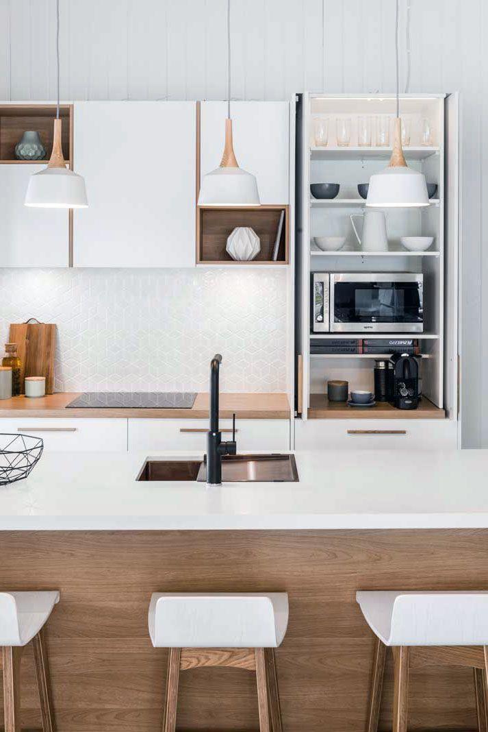 38 Small Scandinavian Kitchen Design Ideas To Maximize Your Room In 2020 Scandinavian Kitchen Design Scandinavian Kitchen Small Scandinavian Kitchen