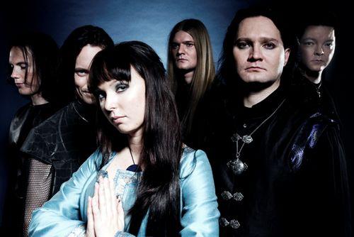 Amberian Dawn band