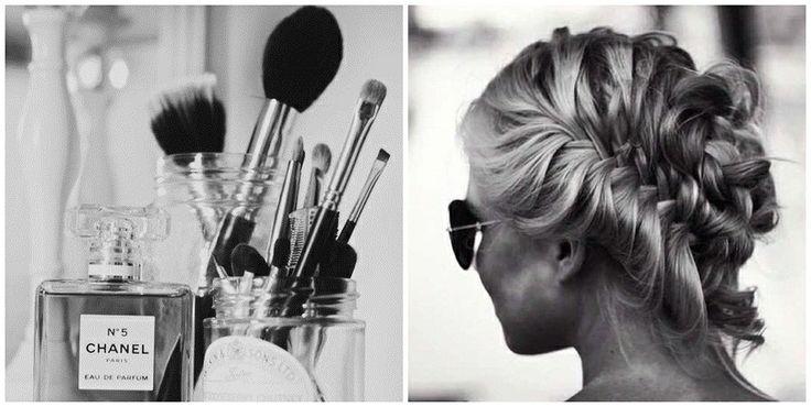 Hanna thunström, blogg, borlänge, bydelight, penslar, sminkförvaring, tips, inspiration håruppsättning, hår, slarvig knut hår, utomlands, livsstil
