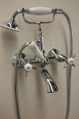 Bath Mixer Wall Mounted