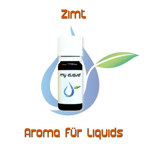 Zimt Aroma | My-eLiquid E-Zigaretten Shop | München Sendling