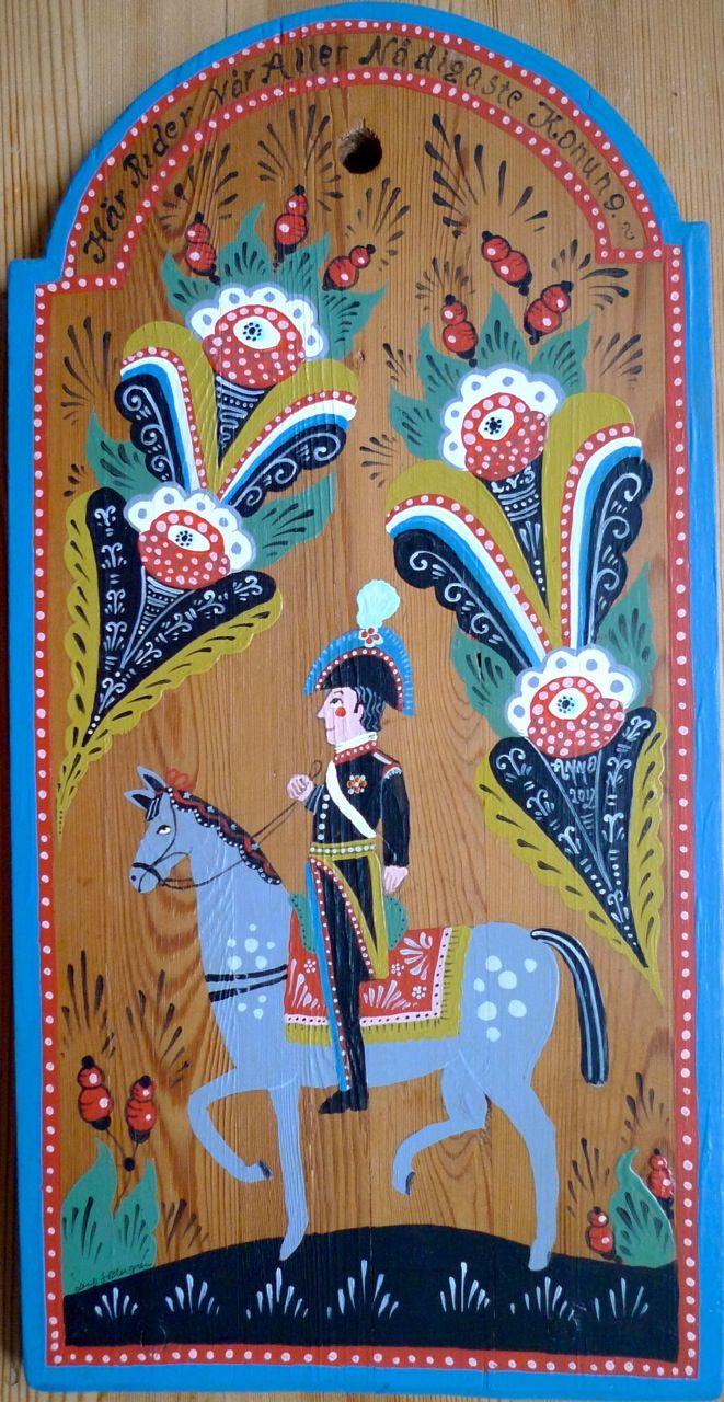 Swedish Folk Art / Leif Sodergren