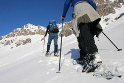 Taos Snowshoe Tours