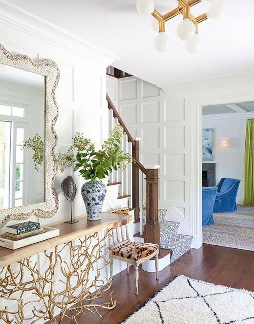 246 best images about foyers and entryways decor on pinterest ...