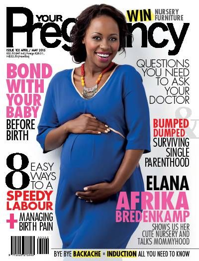 April/May 2015 issue of Your Pregnancy