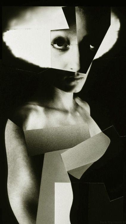 Photocollage 1997 by frank Rheinboldt