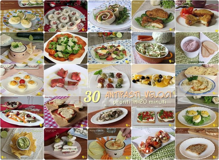 30 antipasti veloci pronti in 20 minuti antipasti di pesce di carne e vegetariani ricette facili il chicco di mais