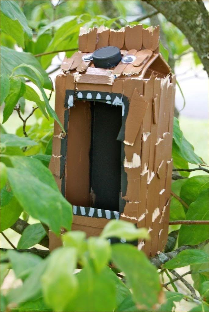 48 Creative Bird House Crafts Ideas Craft Pinterest Crafts