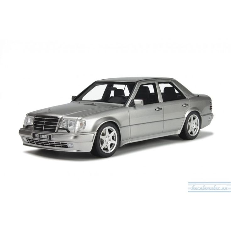 1994 MERCEDES E500 LIMITED SILVER