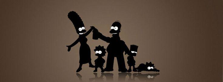 Nueva #Portada Para Tu #Facebook   Familia Simpsons    http://crearportadas.com/facebook-gratis-online/familia-simpsons/