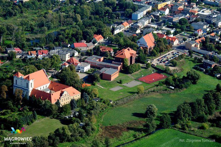 #wagrowiec #wielkopolska #poland #jeziorodurowskie #klasztor #fara #ILO #liceum #zlotuptaka #wągrowiec Fot. Zbigniew Tomczak