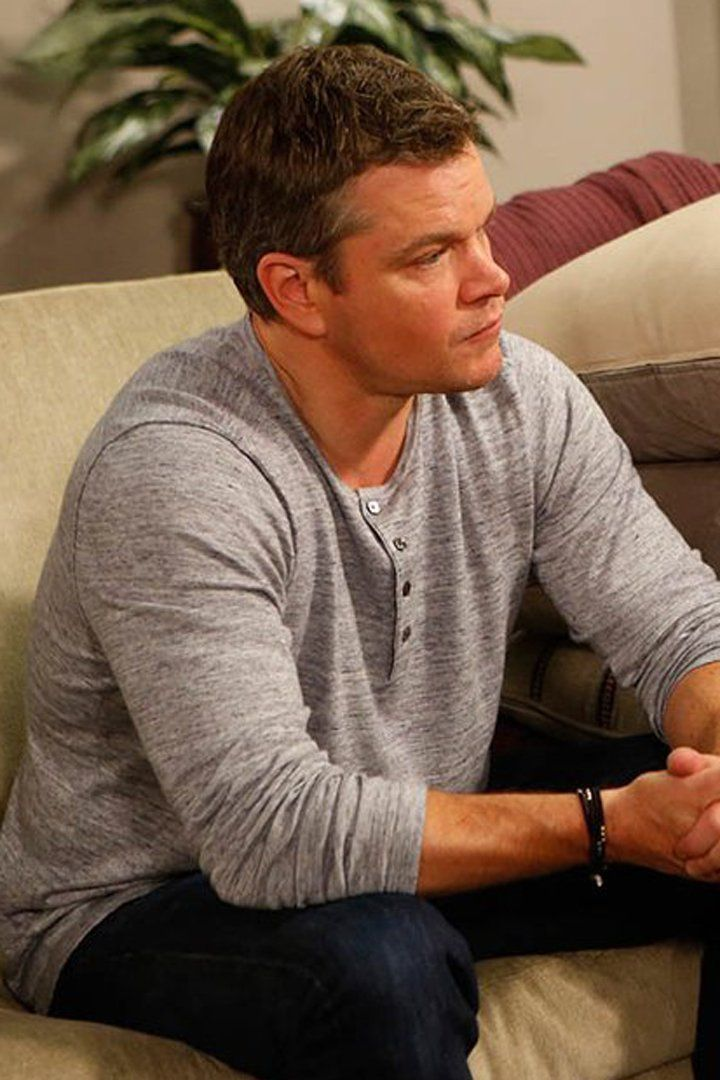 Pin for Later: Matt Damon and Jimmy Kimmel Bicker Like an Old Married Couple During Their Therapy Session
