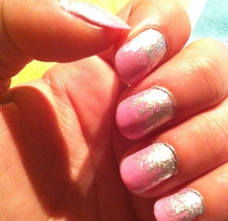 Silver and pink  #pinkawarness