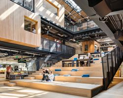 airbnb teams up with heneghan peng to open international headquarters in dublin