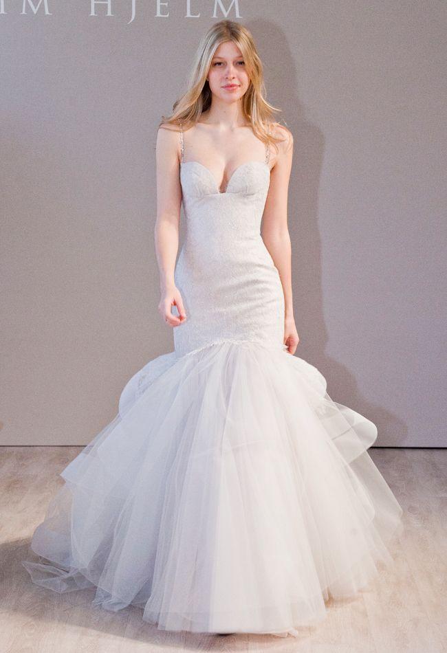 Jim Hjelm Spring 2014 Wedding Dresses – fashion dresses