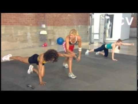 Jackie Warner's Xtreme Timesaver Training