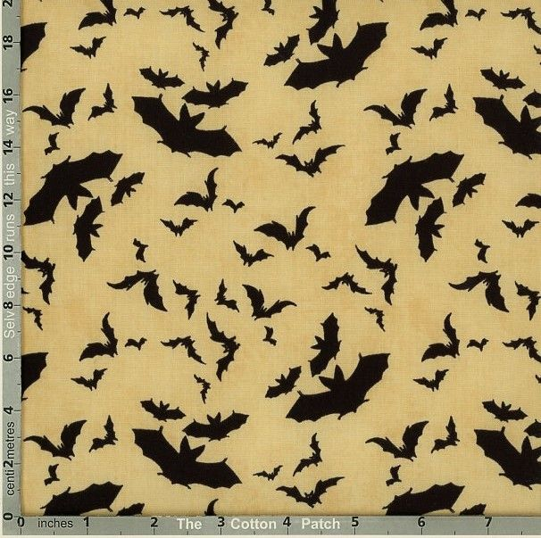 For more Halloween fabrics visit https://www.cottonpatch.co.uk/acatalog/Spooky---Halloween.html
