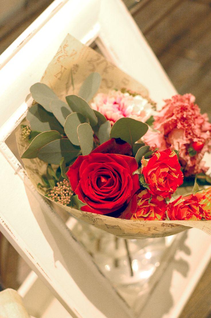 """2017 Bouquet Flower """"Thanks Bouquet"""""""