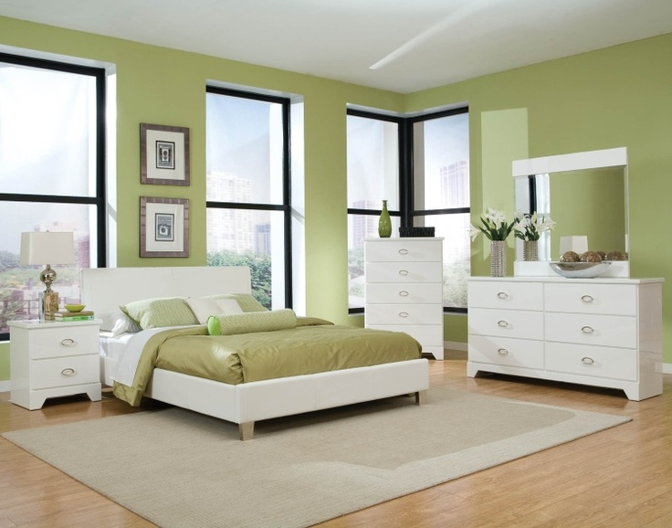 13 best White bedroom sets images on Pinterest | White bedroom set ...