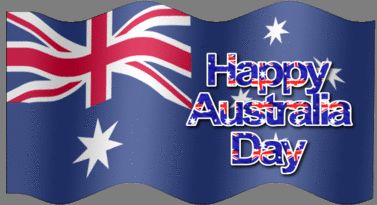 Australia Day Timeline Cover ~ Jewels Art Creation