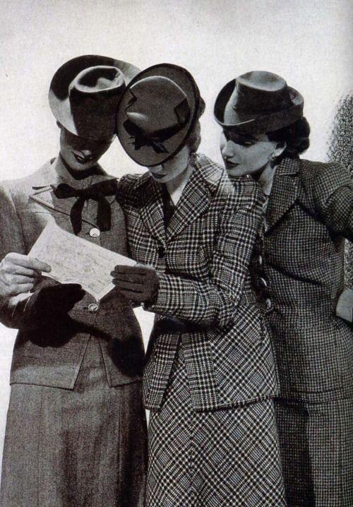 1940's Fashion.