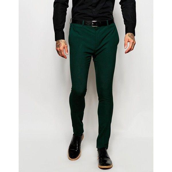 The 25  best Mens skinny dress pants ideas on Pinterest | Skinny ...