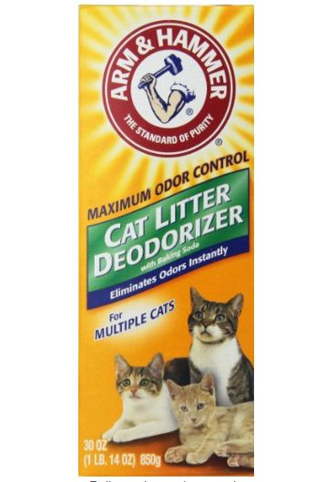 ARM & Hammer Cat Litter Deodorizer 30 oz ***USA Delivery Only ***