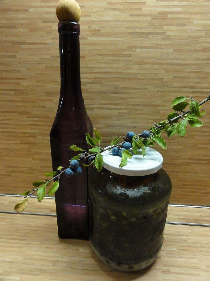 Oba recepty jsou původem z Anglie. Trnkový gin je oblíbeným pitím zimních večerů. Je lahodný, vyniká jemnou chutí a nádhernou