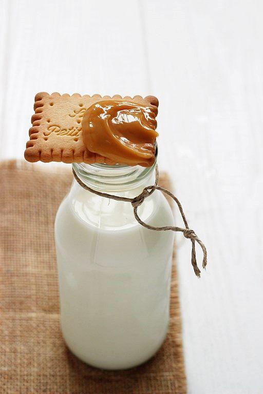 Confettura di latte, food photography