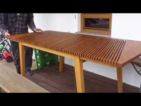 Best 25 Expandable table ideas on Pinterest Space saving table
