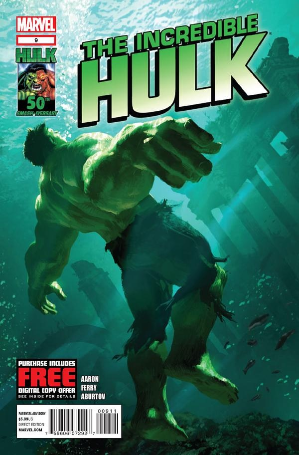 27 best by michael komarck images on pinterest comics comic incredible hulk 9 fandeluxe Image collections