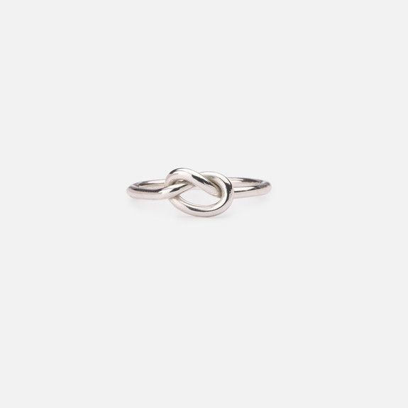 Bennt - Big Knot Knuckle Ring