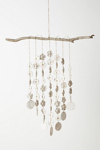 420 Best Images About Bells Mobiles And Wind Chimes On