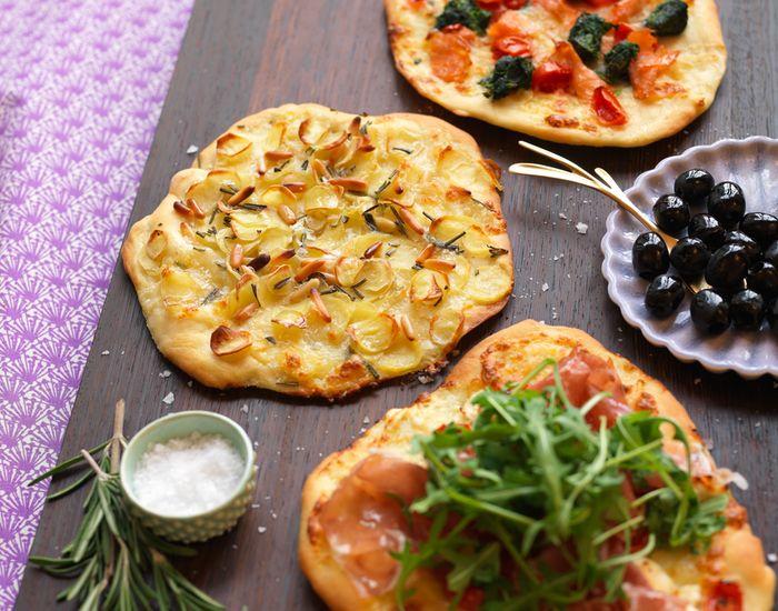 Opskrift på lækker lynpizza under 30 minutter - Måltid