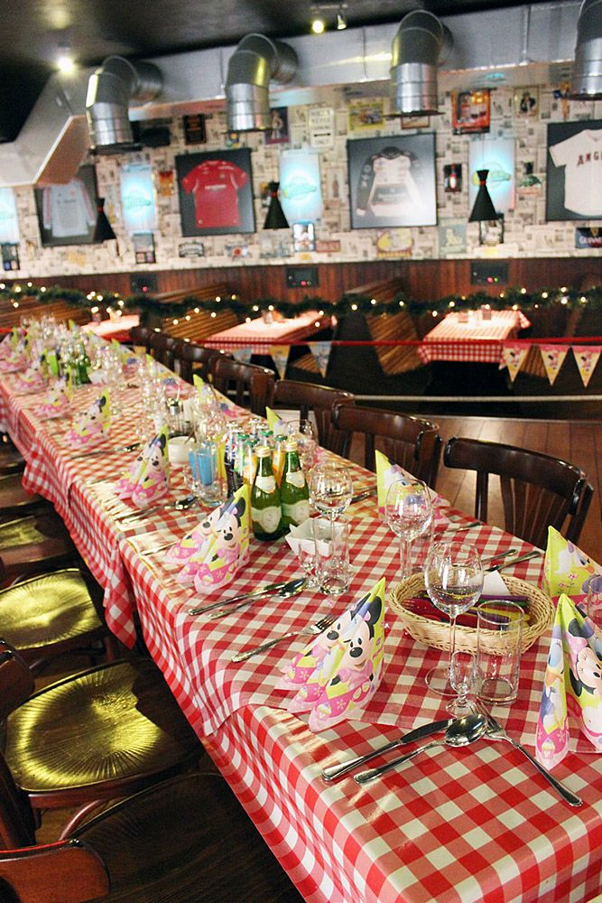 Spełniamy marzenia Twojego dziecka! :) Urodziny w Restauracji Champs. #birthday #kids