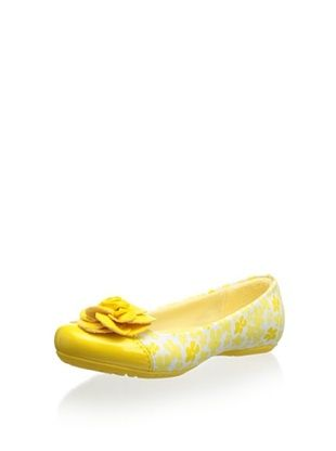 65% OFF Pampili Kid's Casual Flat (Maracuja)